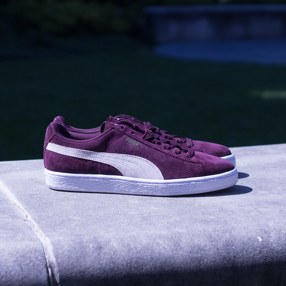 Puma - Suede Classic Women s - Wine Tasting - Footwear - Puma - For Rent  Shoes… da52642d5