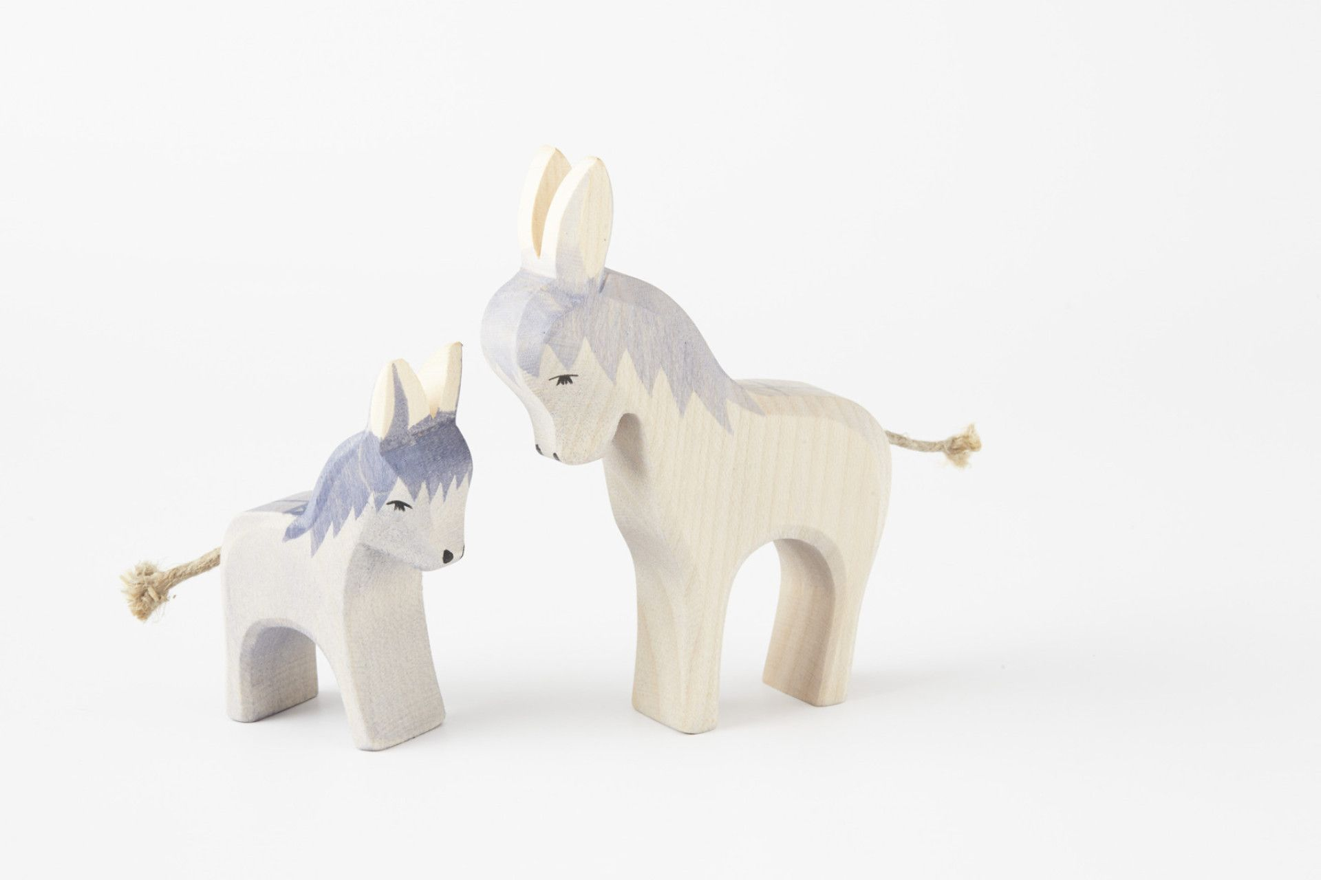 donkey | wooden toys | wooden animal toys, wooden animals