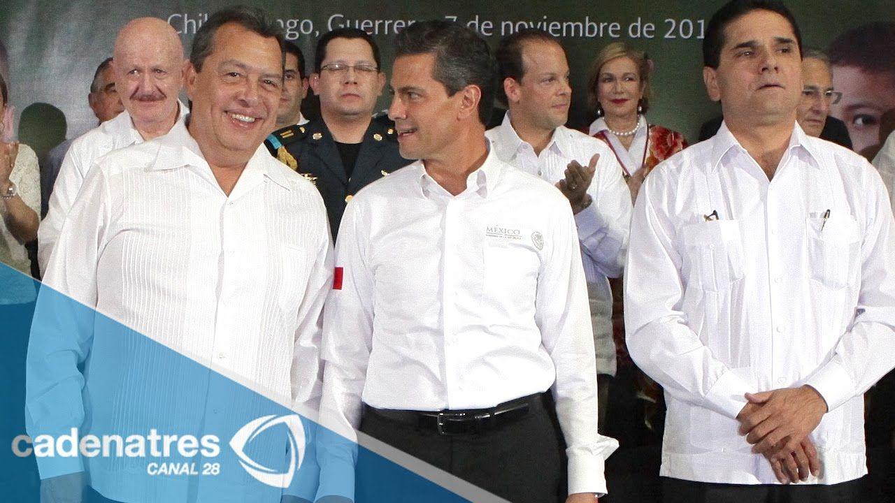 Peña Nieto presenta en Acapulco el Plan Nuevo Guerrero