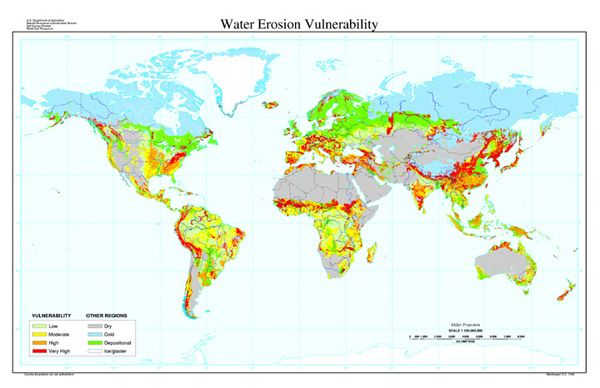 Soil erosion vulnerability requiem earth pinterest earth science earth science soil erosion vulnerability vulnerabilityearth scienceworld mapsgeography gumiabroncs Images