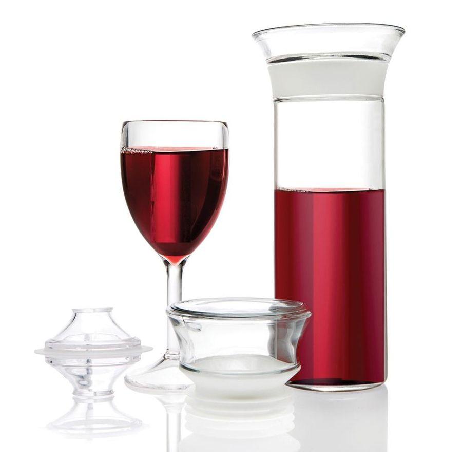 Savino Wine Preserver In 2020 Wine Preserver Glass Carafe Wine Sale