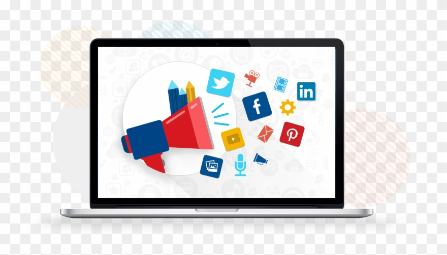 Download Hd Social Media Management Social Media Marketing Logo Icon Png Clipart And Use The Free Marketing Logo Social Media Manager Social Media Marketing