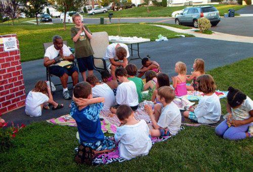 more backyard bible club tips for lifegroups or small ...