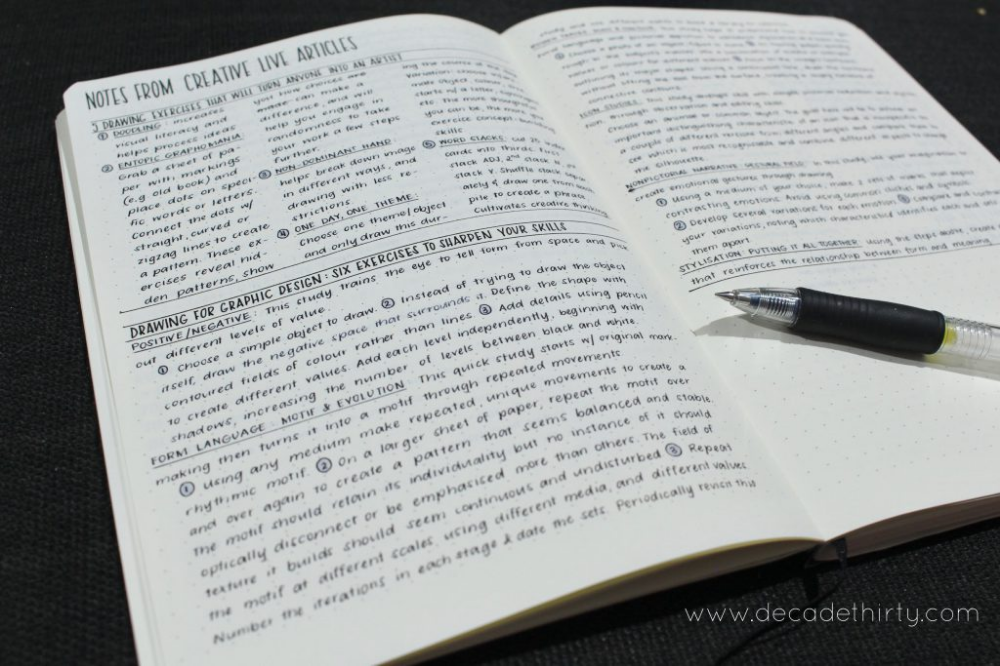 How to Improve Your Handwriting   Bullet journal ideas ...