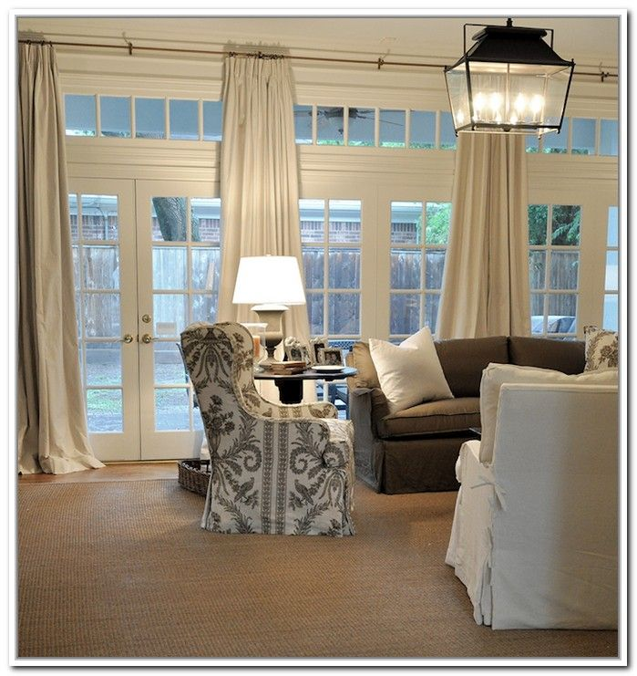 Curtains For Kitchen Window Over Sink Google Search: Transom Window Treatments - Google Search