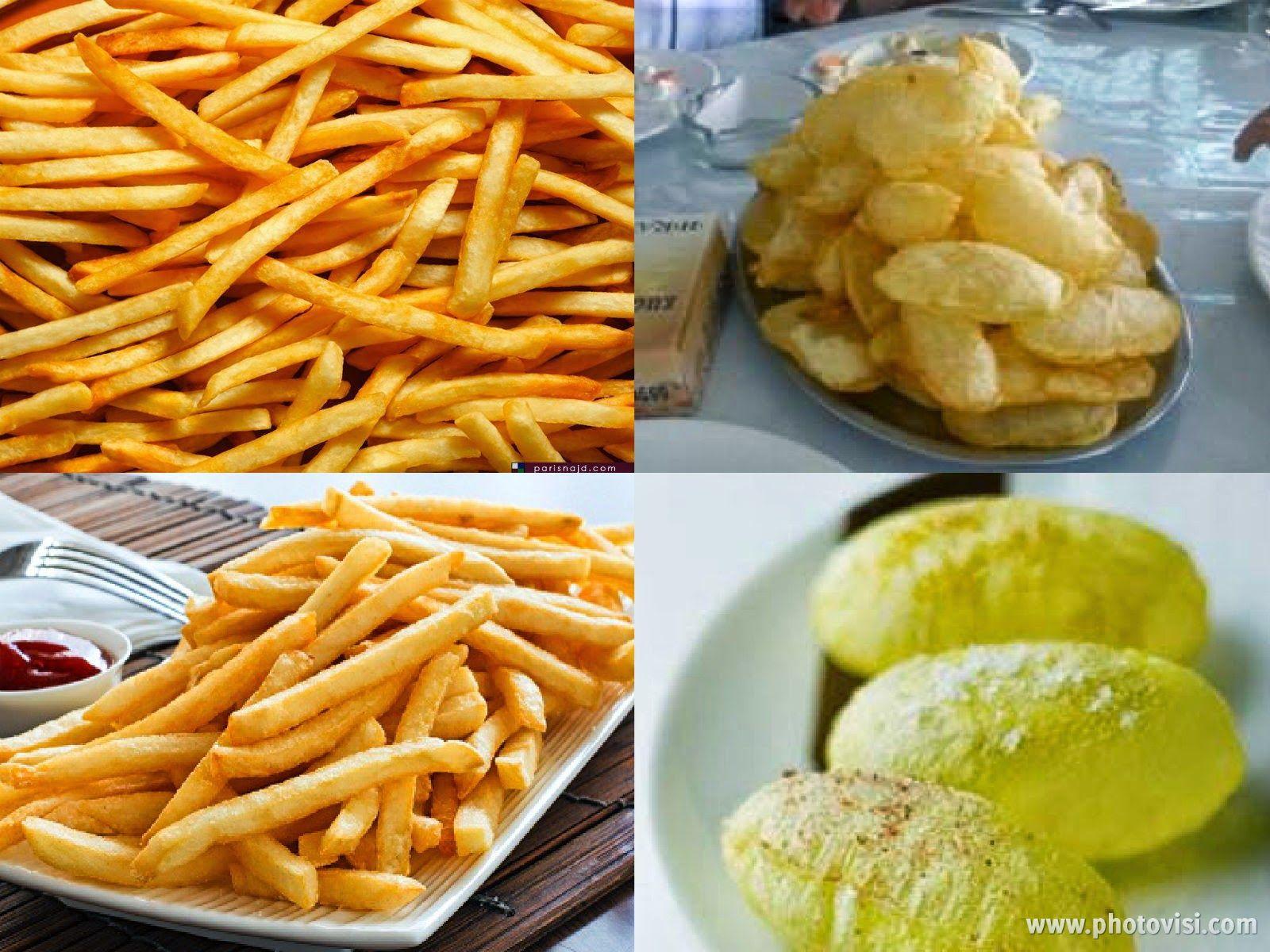 طريقة عمل البطاطس المنفوخة طريقه جديده لعمل البطاطس المحمره اللذيذه من غير ولا نقطه زيت Middle East Recipes Cooking Cooking Recipes