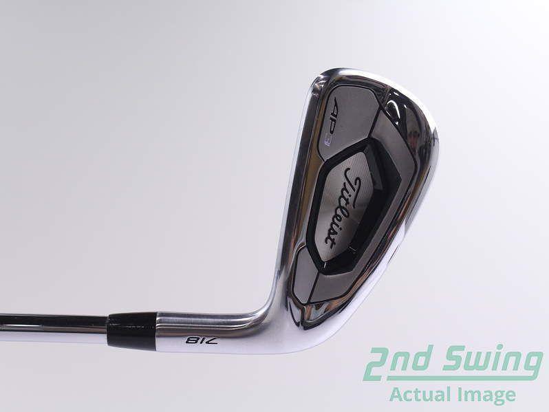 f81f0971086c eBay #Sponsored Titleist 718 AP3 Single Iron 5 Iron Steel Stiff Right 38 in