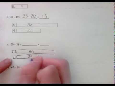 Grade 2 Module 4 Lesson 4 Front Side Of Homework 2nd Grade