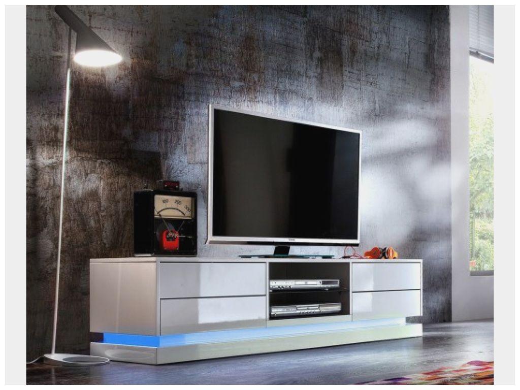 Meilleur De Meuble Tv 4 Tiroirs Avec Led Blanc Laque Meuble Tv 4 Tiroirs Avec Led Blanc Laque Meilleur Meuble Tv Design Meuble Tv Meuble Tv Design Laque