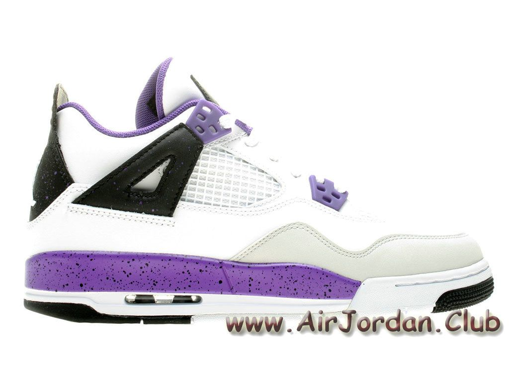 Violet´ Retro 487724 Air ´white Gs 4 Ultra 108 Jordan Femmeenfant ZqwxvEY
