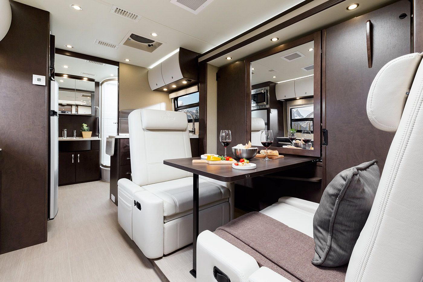 Related image Leisure travel vans, Murphy bed