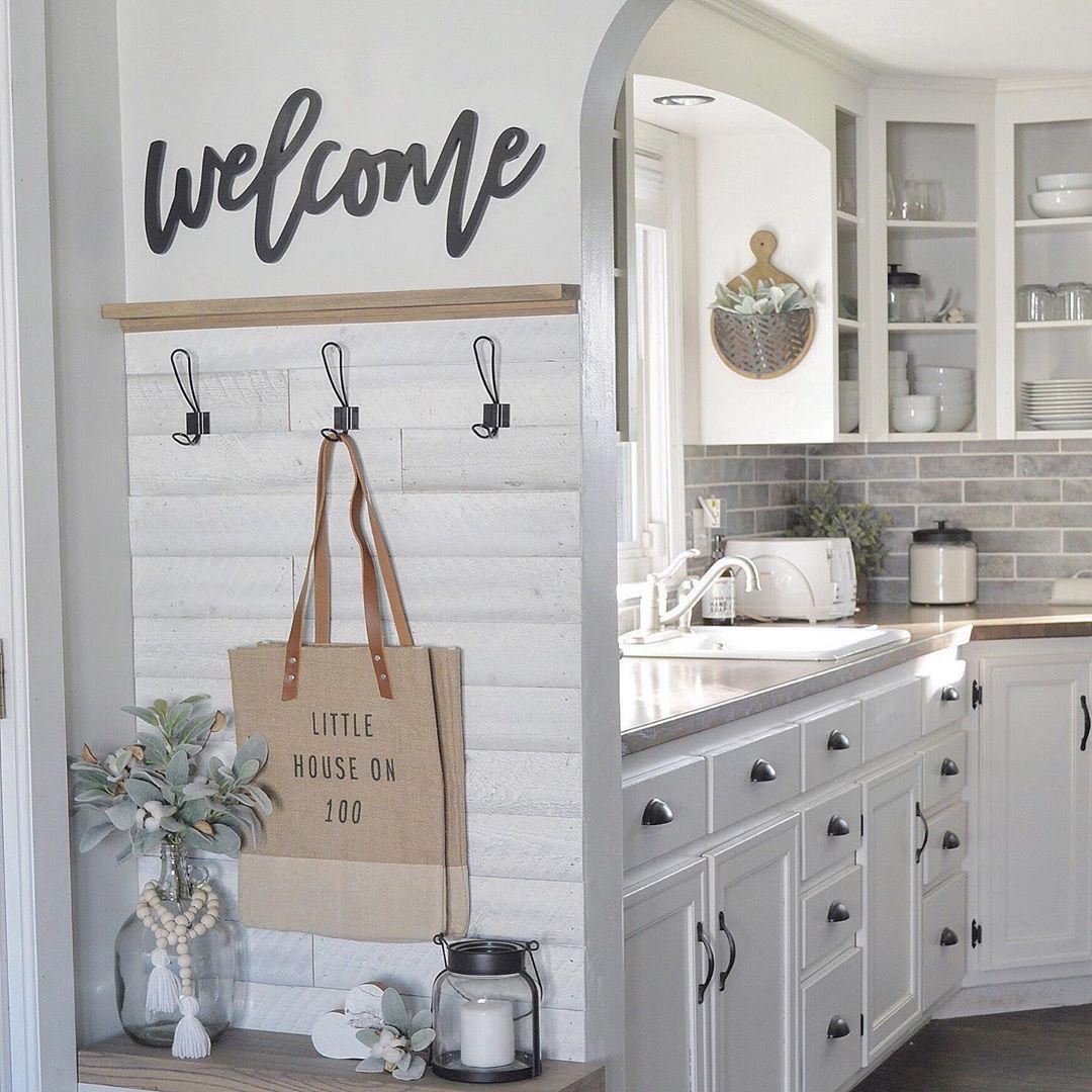 Pin By Patricia Cullen On Future House Farmhouse Decor Trends Interior Design Kitchen Home Decor