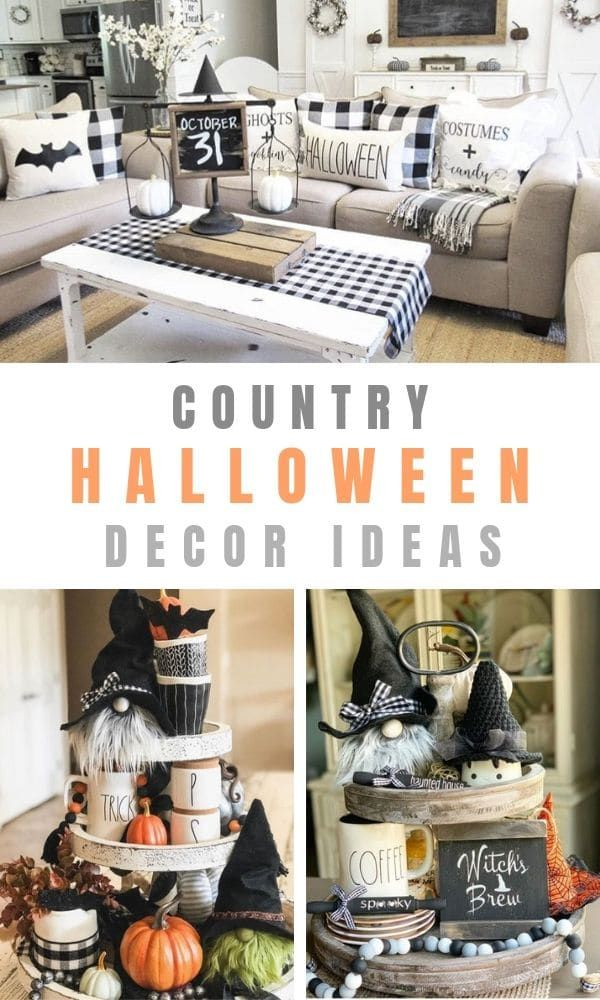 Popular Halloween decor ideas . Sharing trending beautiful holiday decoration from some of our favorite spooky tiered trays to mantle designs, accessories and more. Some of our friends decorate their buffet with Halloween decorations. There are also Halloween coffee bar set ups that we know you'll enjoy. Table centerpieces and table settings are part of Halloween too. #halloweendecorations #lifeonsummerhill