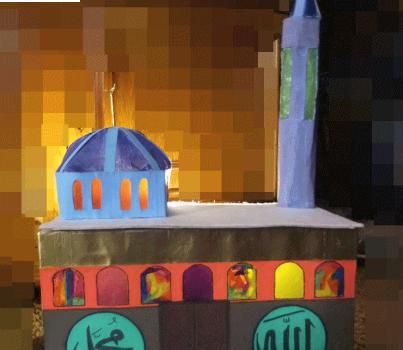 Nice masjid.