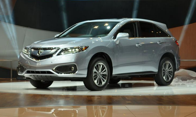 2017 Acura Rdx Redesign Rumors Concept Price Its First Earance Had In The New You Are Able To Auto Show 2006