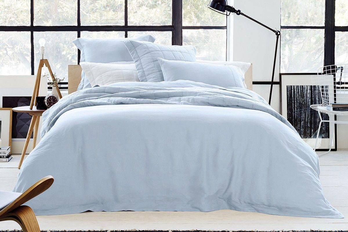 Where to buy the best quality linen bedding via mydomaineau