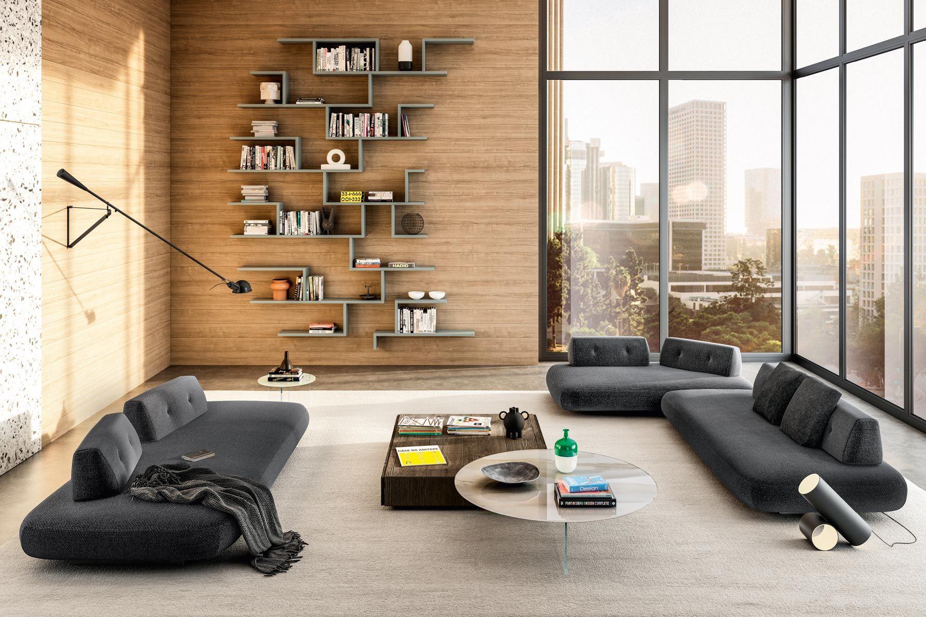 Salotto Divano Living Room Zona Giorno Soggiorno Casa Design