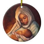 African American Nativity Art Christmas Ornaments  African American Nativity Art Christmas Ornaments  $16.85  by marazdesign  . More Designs http://bit.ly/2fwNuVk #zazzle