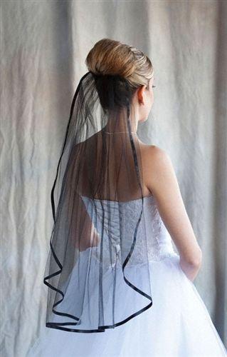 Black Wedding Veil Google Search
