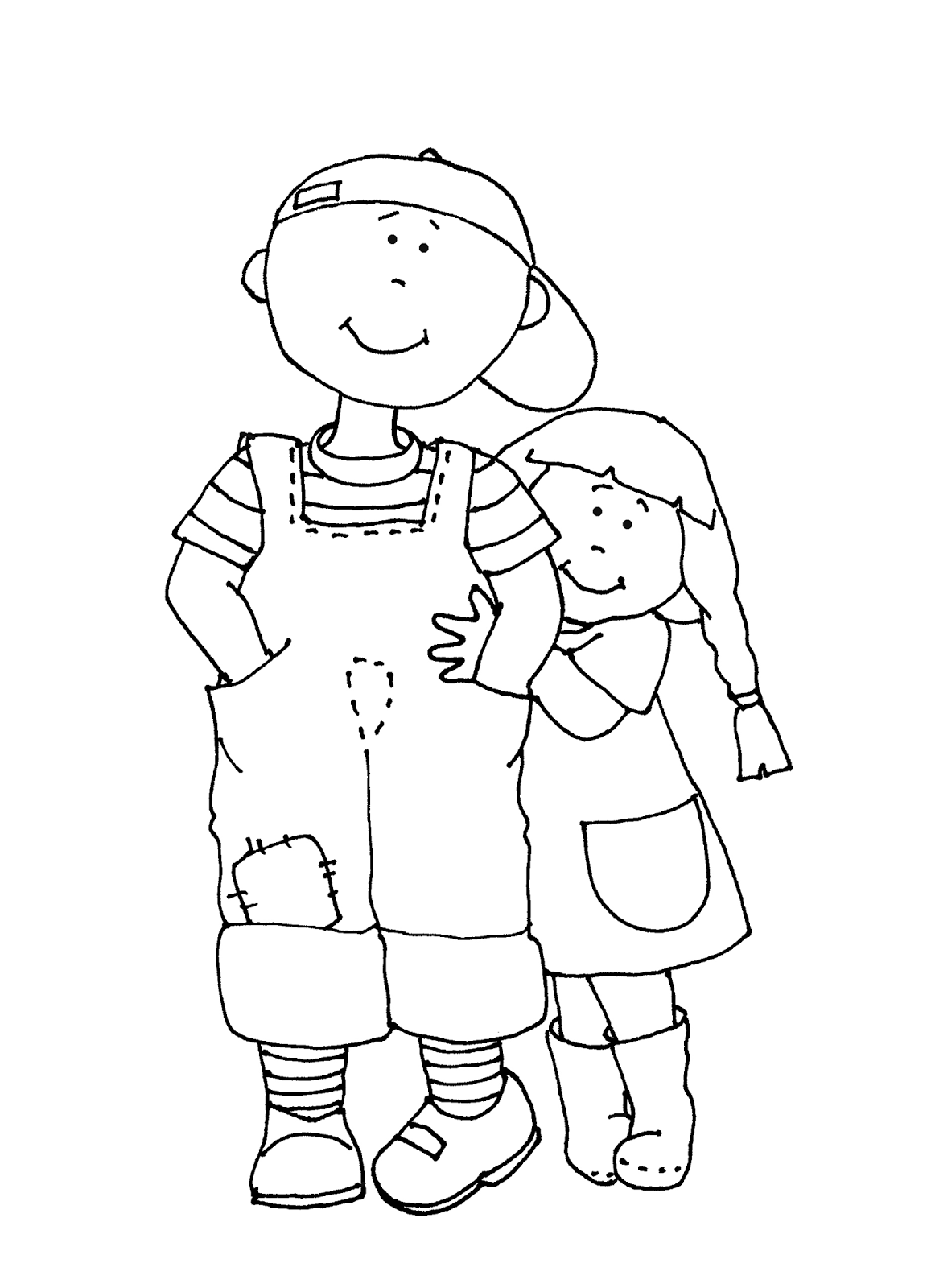 Free Dearie Dolls Digi Stamps | Stampin\' it up | Pinterest | Amistad ...