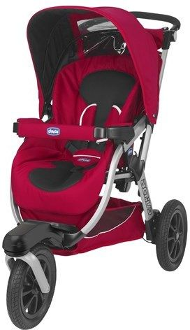 Chicco Red Wave Active3 Stroller  ab876e42d0