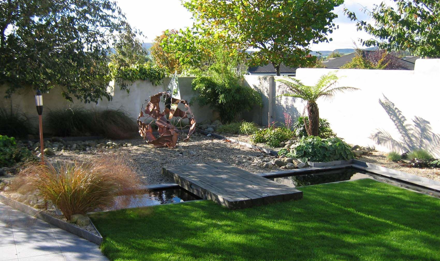 Landscape Design Contemporary Garden Design Ideas And Construction Hugh Ryan Landscape Design Irel Contemporary Garden Design Garden Design Landscape Design