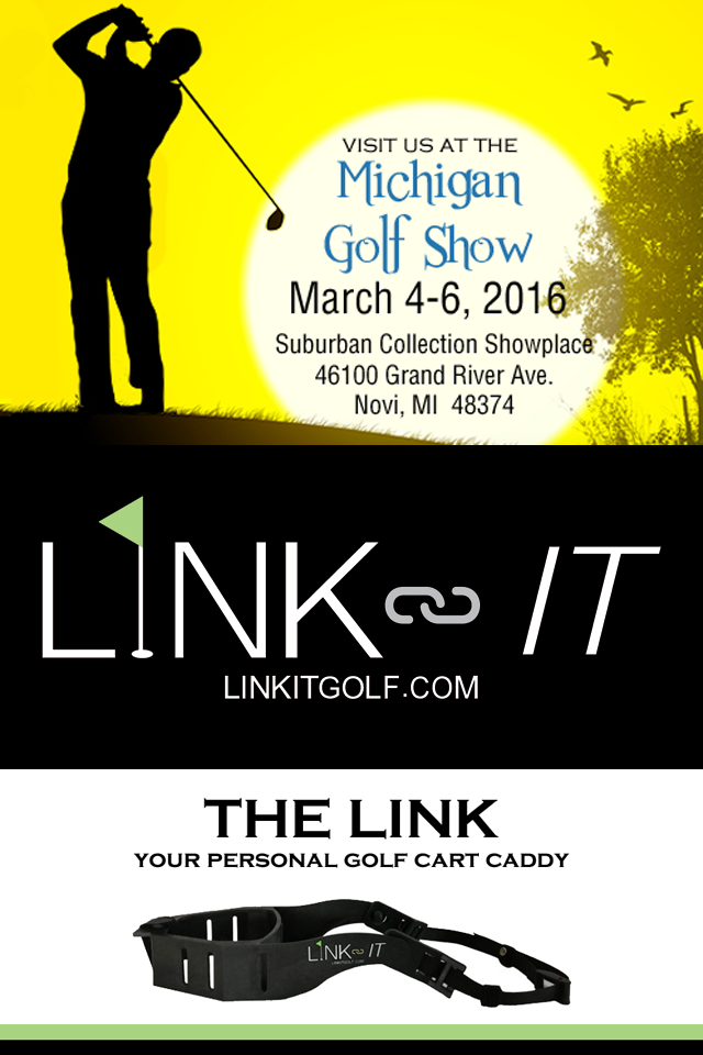 Breaking News The Link Personal Golf Cart Caddy Breaking News Novi Golf