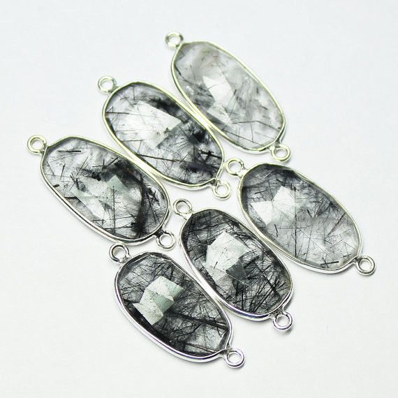 Thanksgiving Sale 5 Piece Of 14mm 925 Sterling Silver Natural Green Amethyst Faceted Heart Shape Pendant