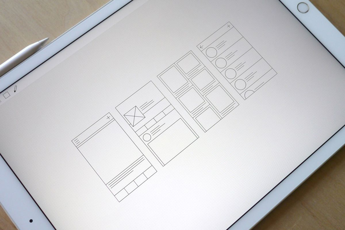 Pattern Is An App That Lets You Create Precise Drawings Through