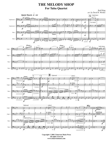 pantomime euphonium solo pdf free