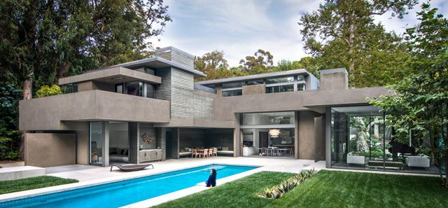 chu gooding architects 2 rustic canyon home and family on extraordinary garden path and walkway design ideas and remodel two main keys id=76510