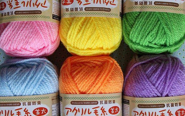 Japanese Yarn