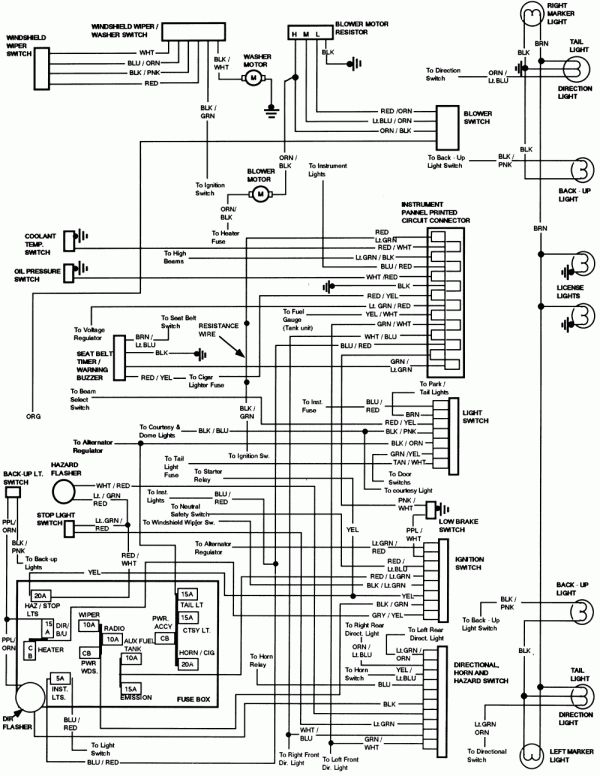 1986 Ford Ranger Engine Wiring Diagram and My New Old Ford