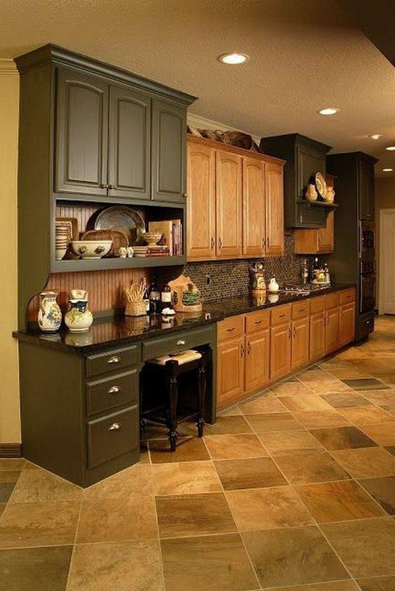 20+ Top Oak Cabinet Design Ideas Kitchen   Page 10 of 22 ...