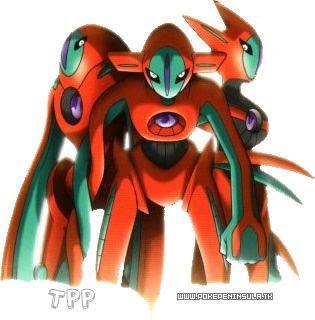 Deoxys   The Pokémon Peninsula > Destiny Deoxys > Characters
