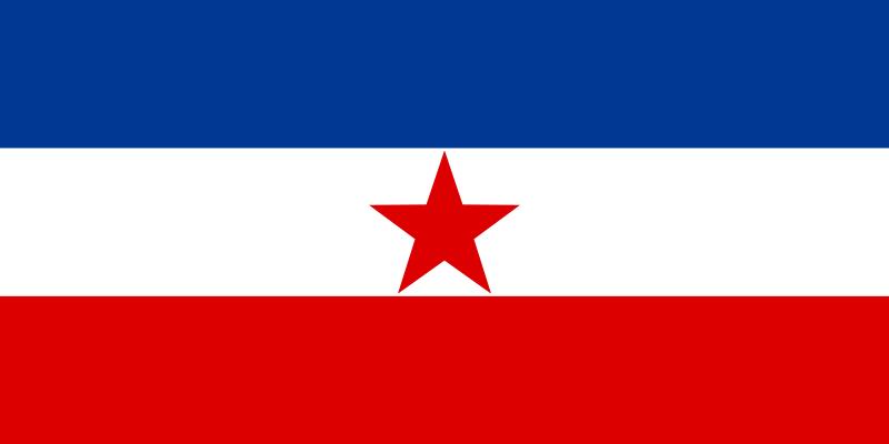 14++ Yugoslav flag ideas