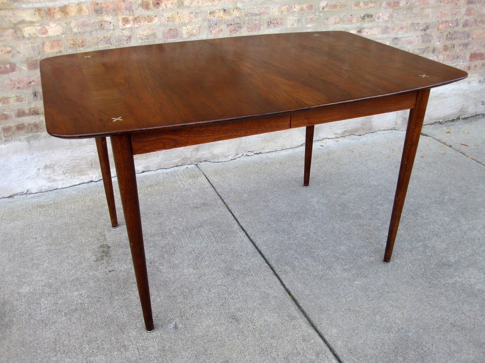 American Of Martinsville Dining Table Ii
