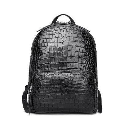 ddccf293ef Genuine Alligator Skin Backpack