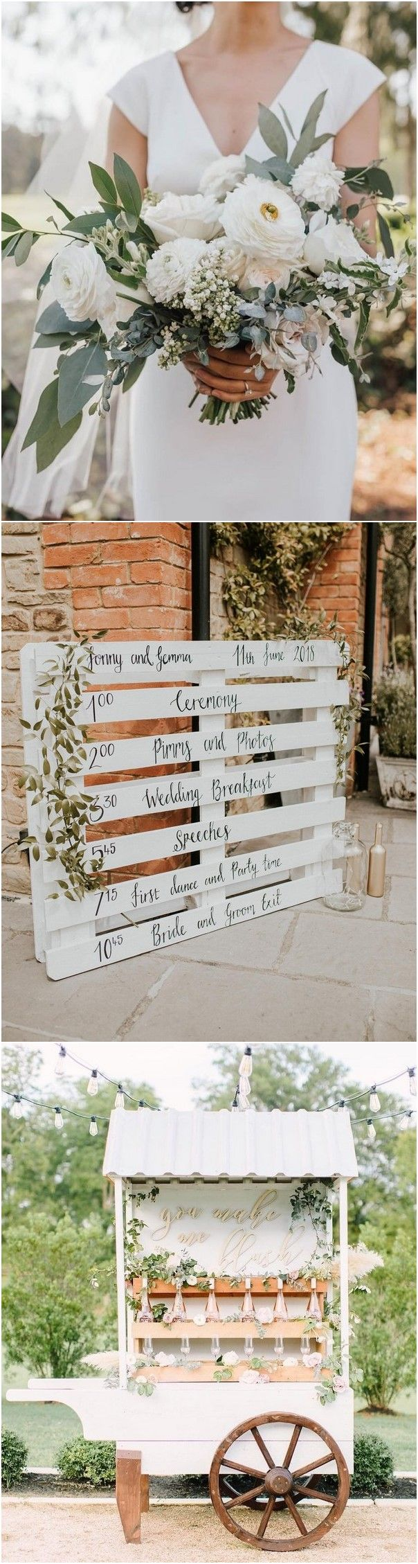 Rustic Greenery Wedding Color And Decor Ideas Weddings Greenwedding Weddingideas Wedding Deerpearlflowers Wedding Colors Diy Wedding Diy Wedding Flowers