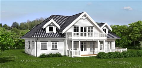 norske hus