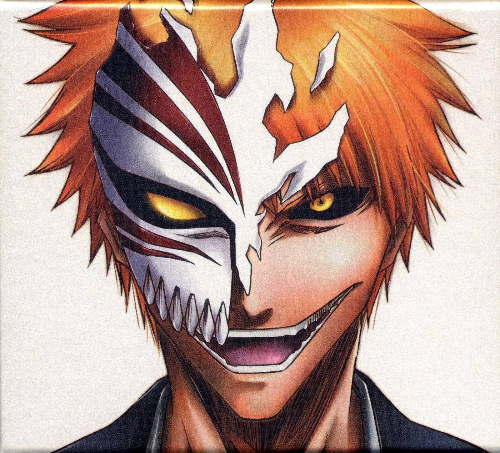bleach anime ichigo Google Search Ichigo hollow mask
