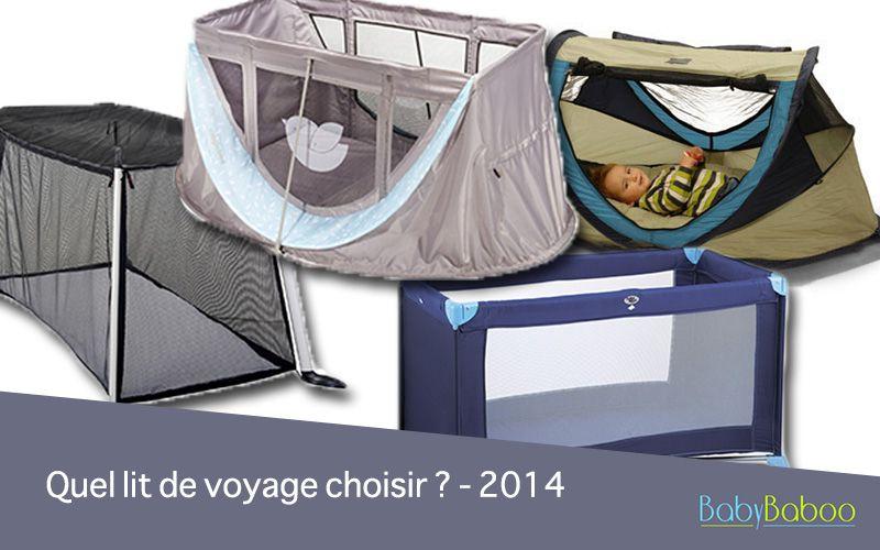 ma selection de lit de voyage pour bb - Lit De Voyage Bebe