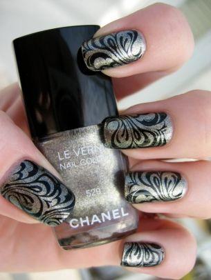 easy halloween nail art designs  halloween nails easy