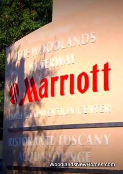 The Woodlands Marriot Resort