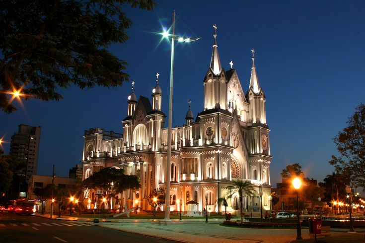 Igreja Matriz do Santíssimo Sacramento itajai - rkmotors