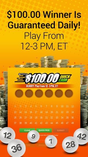 PCH Lotto Real Cash Jackpots on the App Store (With