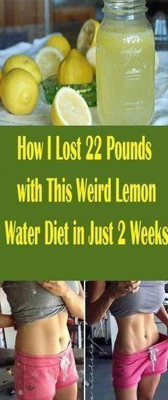 Wie man mit warmem Wasser und Zitrone Gewicht verliert