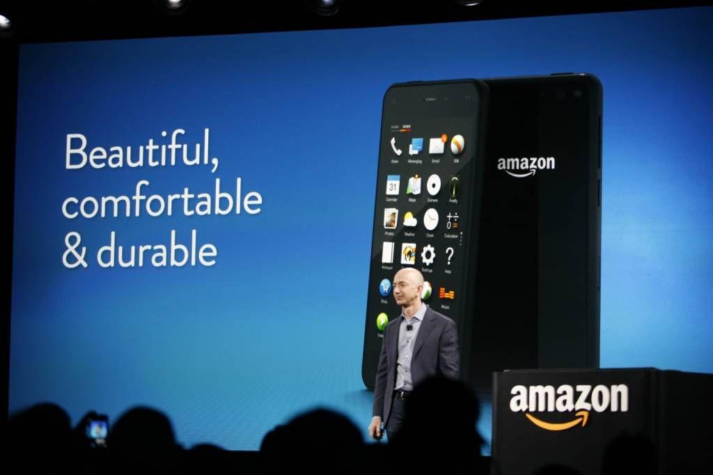 El primer smartphone de Amazon costará 199 dólares y tendrá cámara 3D