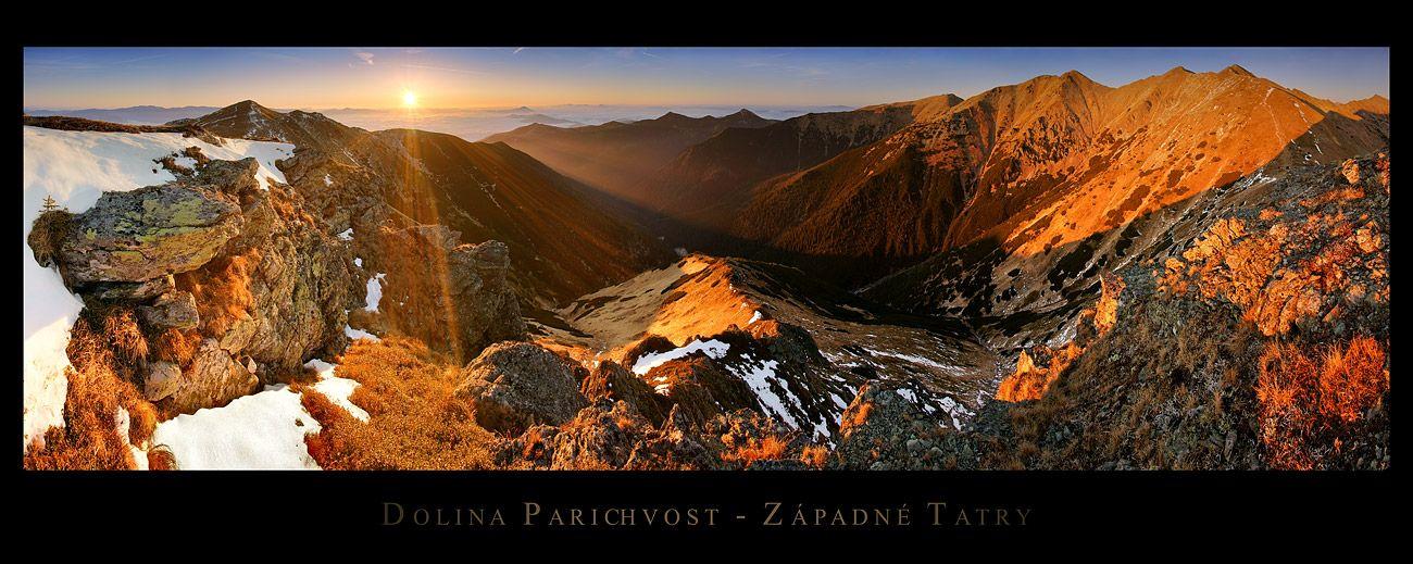 Dolina Parichvost [ZÁPADNÉ TATRY IV.] | FotoAparát.cz