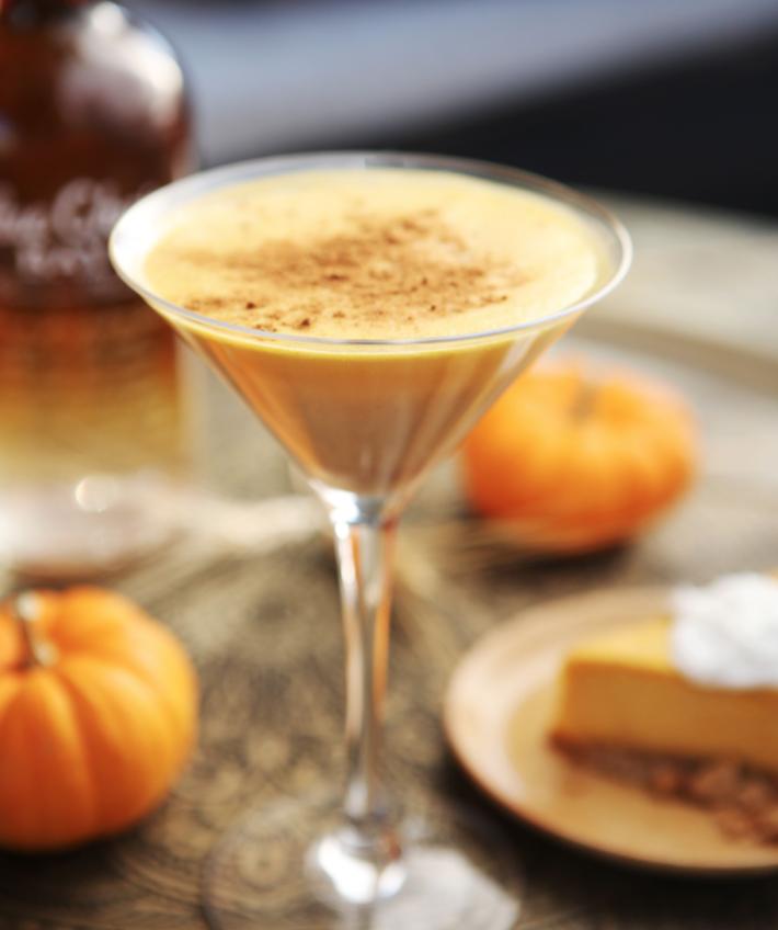 Recipes, Pumpkin Pie Martini